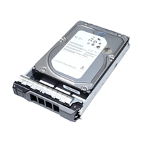Hard Disc Drive dedicated for DELL server 3.5'' capacity 4TB 7200RPM HDD SAS 12Gb/s 400-ANUX